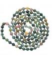 Collier Perles Naturelles - Jasper Naturelle