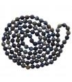 Collier Perles Naturelles - Dumortierite Facetté